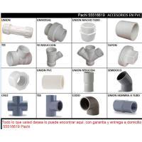 Tuberias y Piezas PVC, hidraulicas y sanitarias de todas als medidas 55516619 Pachi