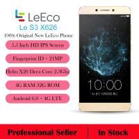LEECO LE S3,4GB RAM,CARGA RAPIDA,HELIO X20 10NUCLEOS,21MEGAPIXELS,HUELLA DIGITAL