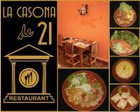 """Restaurant """"La Casona de 21"""""""