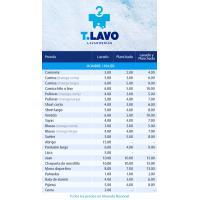 LAVANDERIA T.LAVO