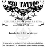 Estudio de tatuaje Nzo Tattoo, Una idea para toda la vida!!!