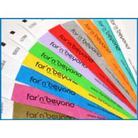 Servicios de pulseras Tyvek,  calidad única para su promoción, seguridad y control. andy.rodriguezsainz@gmail.com