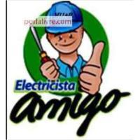 ELECTRICISTA AMIGO UN PROFESIONAL A SU SERVICIOS: