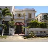 Casa Blanca Habana Vedado Cuba Renta Cubisima Com