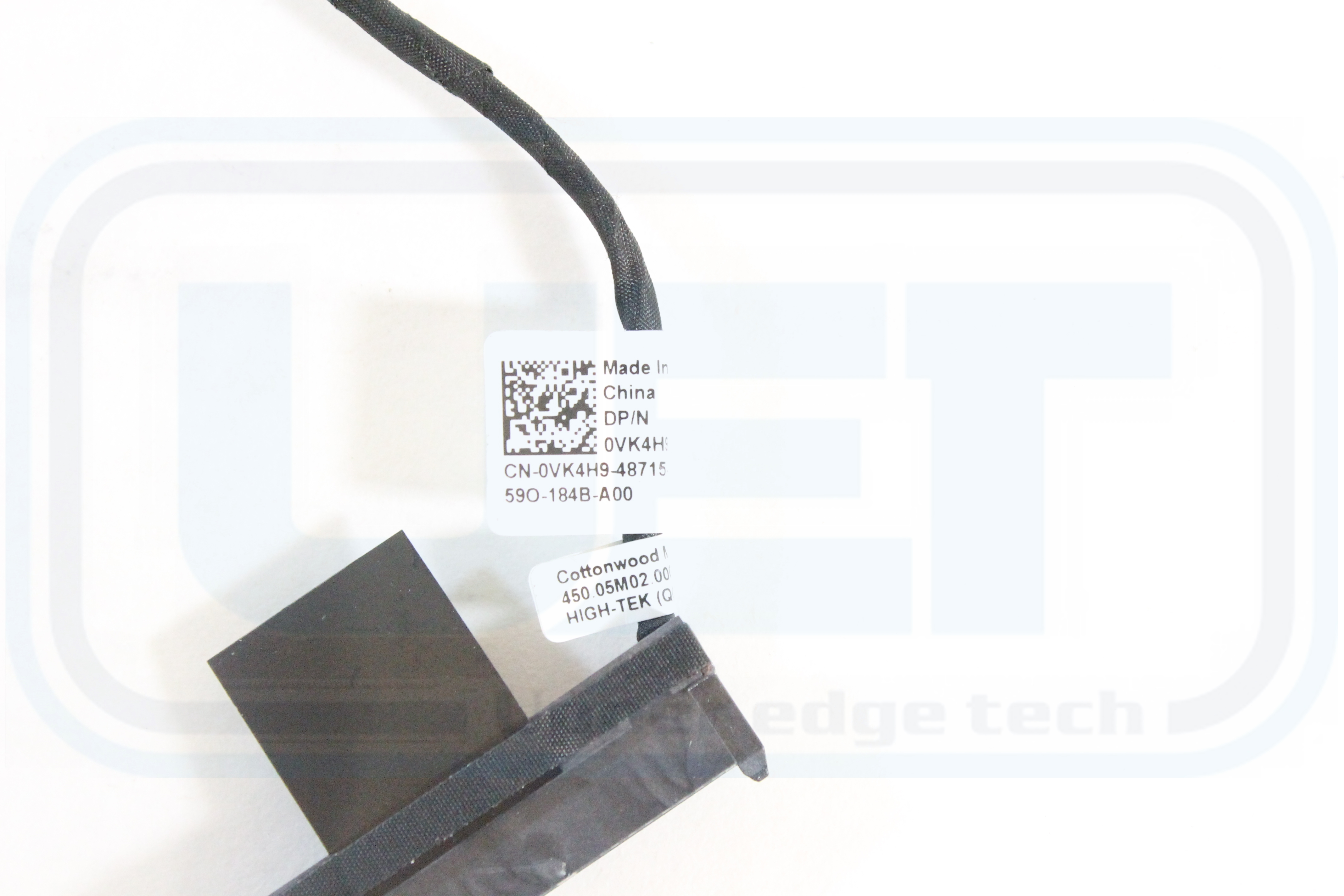 how to use av cable on dell inspiron
