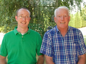 Daniel and Denis McMorrow