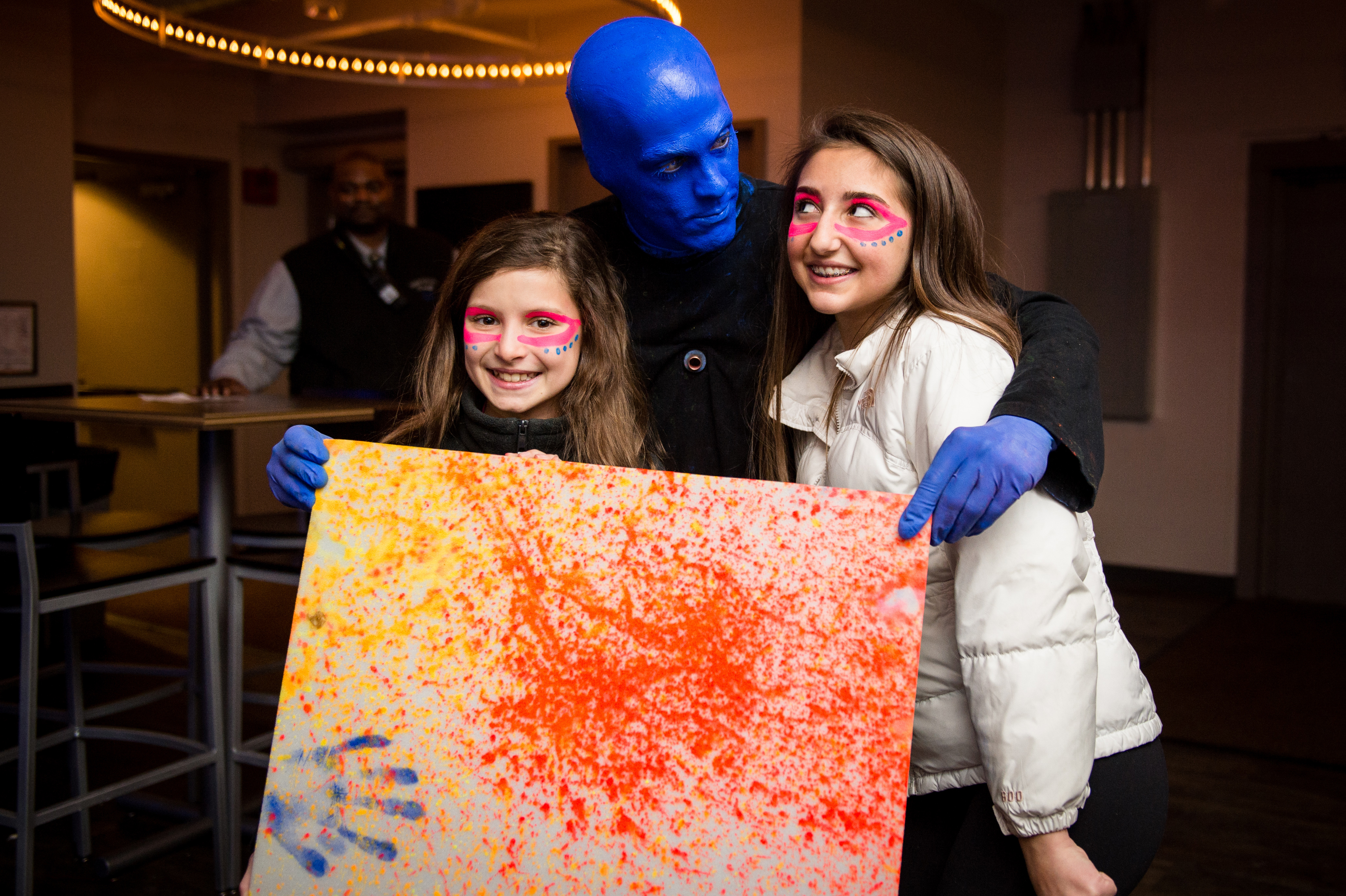 CTP3970 Blue Man Group Boston for Kids