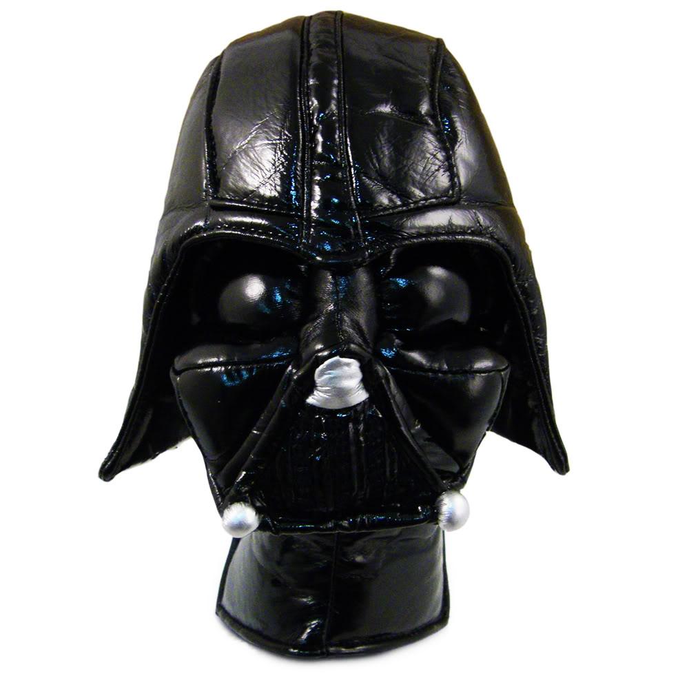 The Darth Vader Hybrid Head Cover