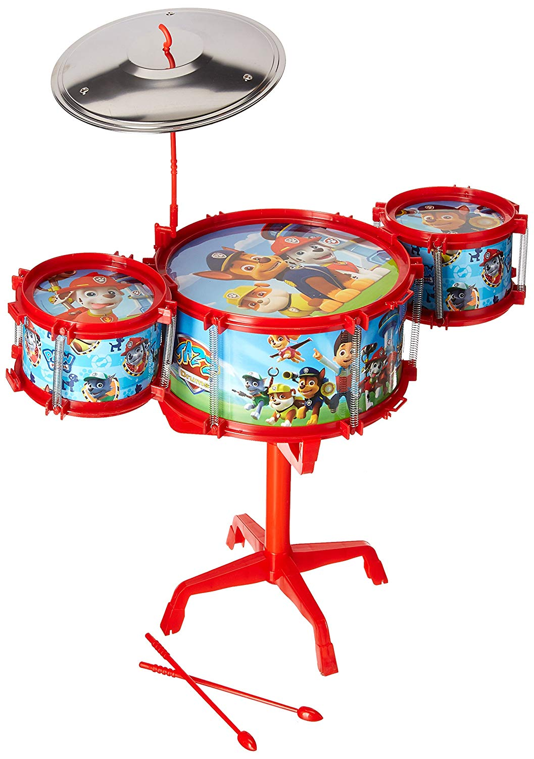 Nickelodeon Paw Patrol Drum Set