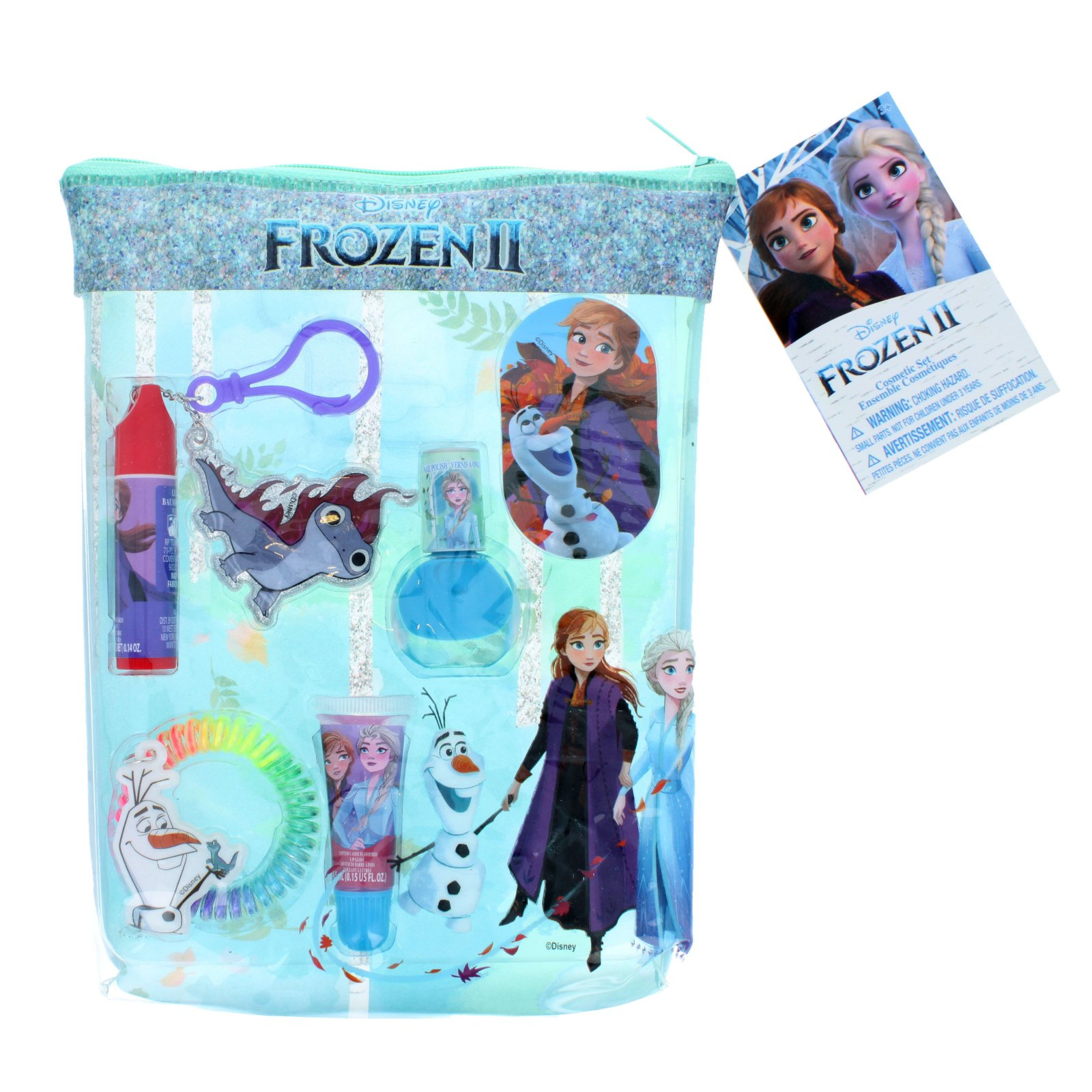 Disney Frozen 2 Hair Lip and Nail Accessory Gift Set