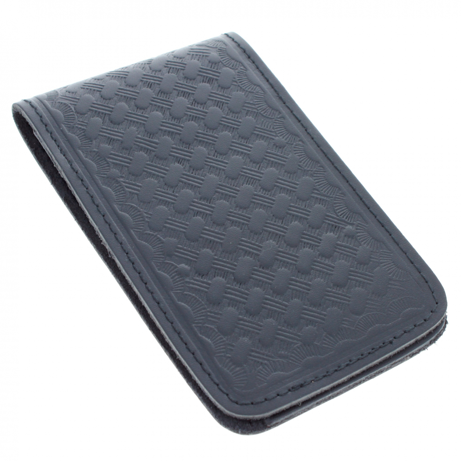 ASR Federal Memo Book Cover - Basket Weave Pattern