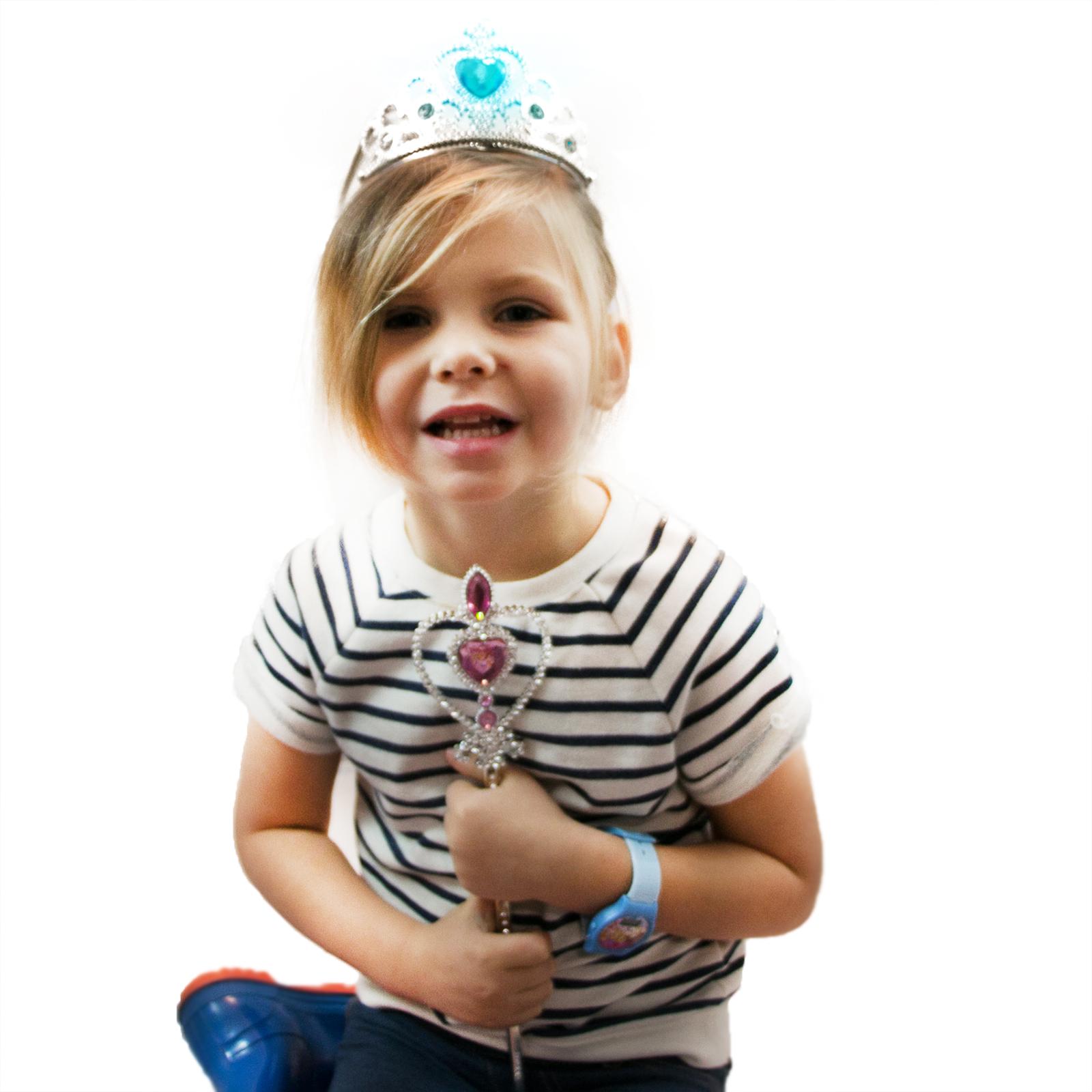 Disney Minnie Mouse Bowtique Girls 12.5 Inch Sparkle Wand Pretend Play Dress Up