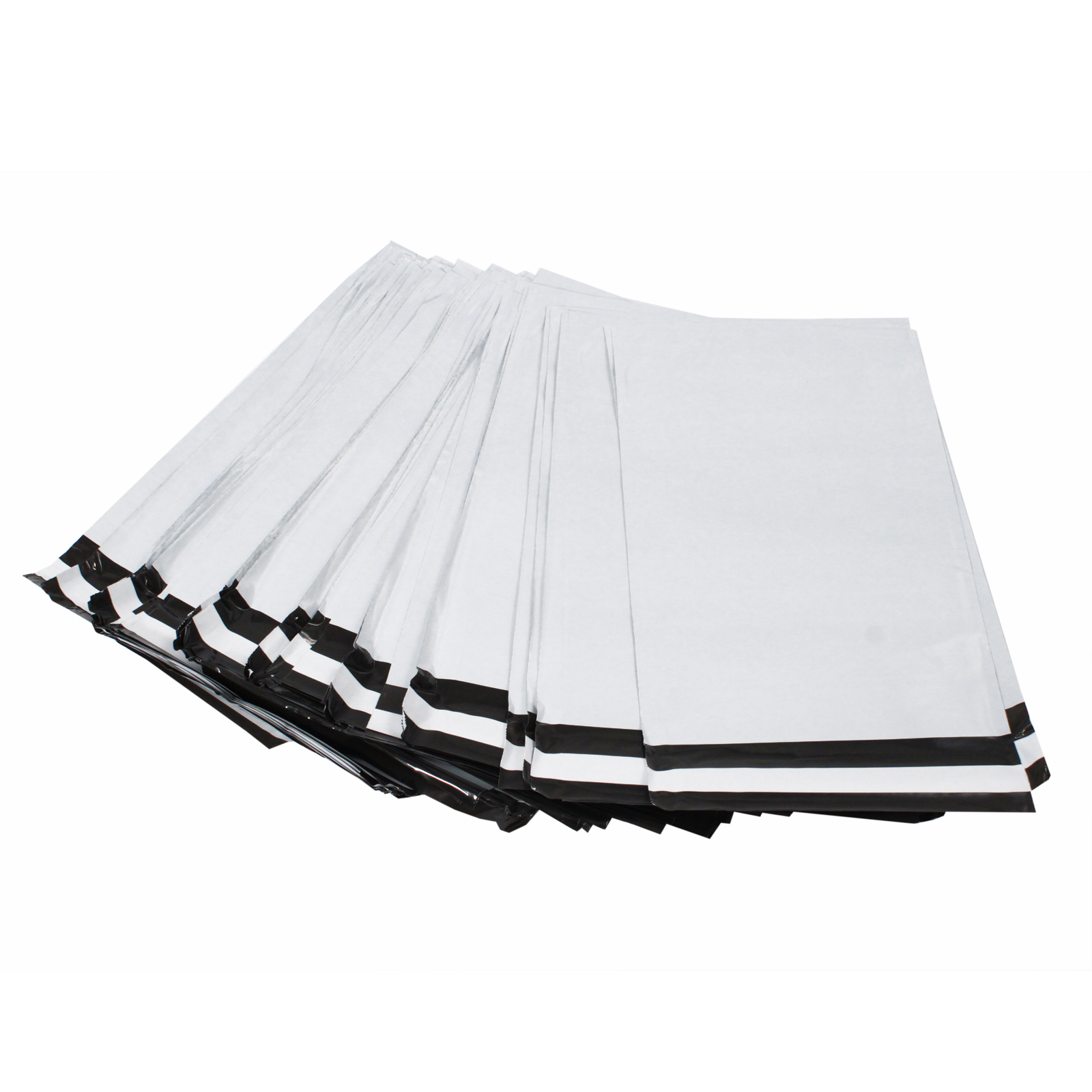 100pc Polymailer Shipping Mailers - 9 x 12""