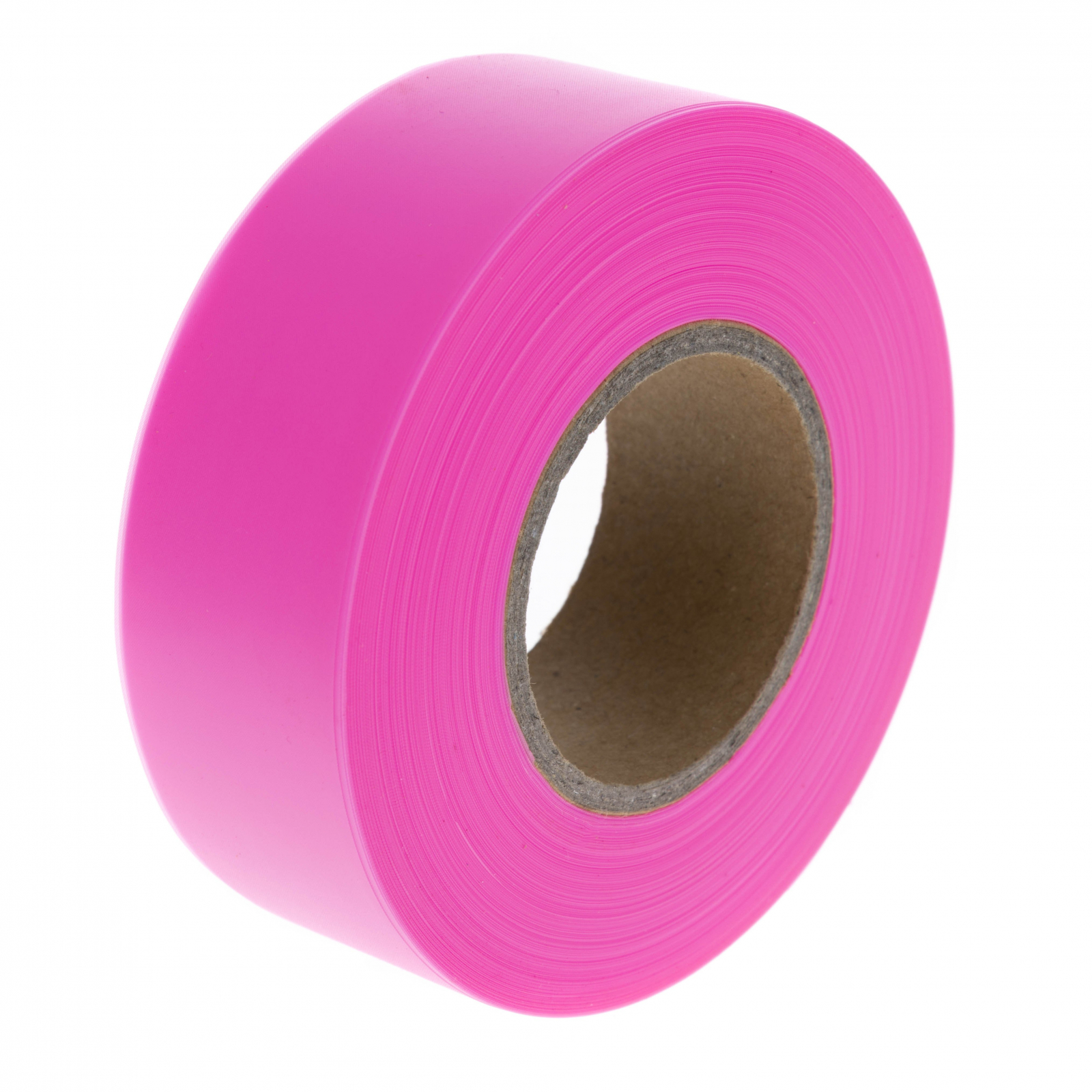 ASR Outdoor High Visibility Line Posting Hiking Trail Tape Hunting Boundary Marking Ribbon - Pink