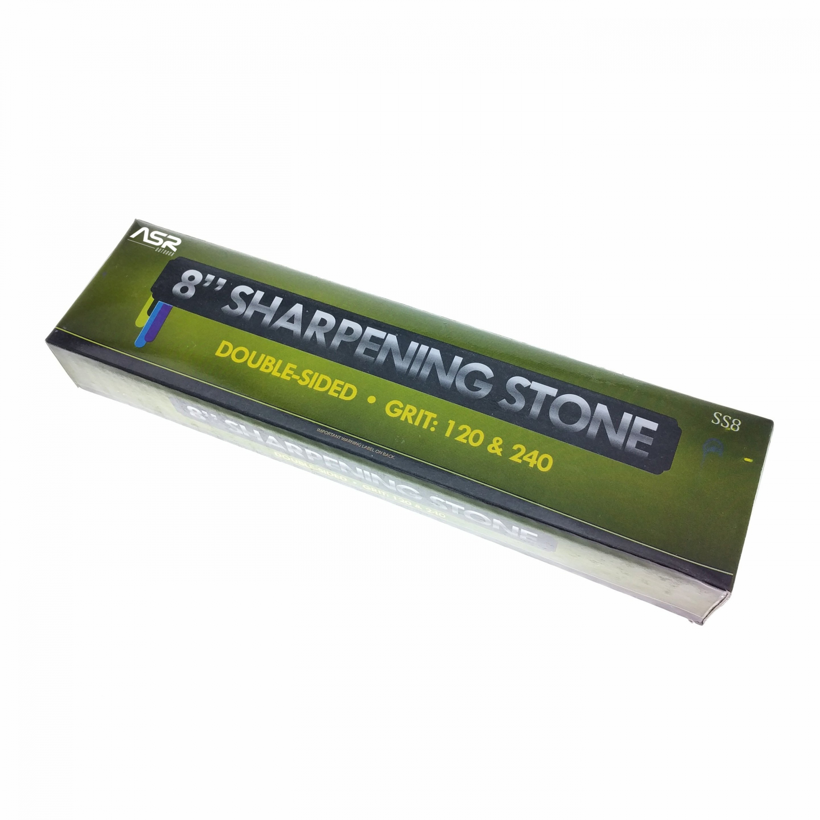8 inch 2 Sided Sharpener Sharpening Stone