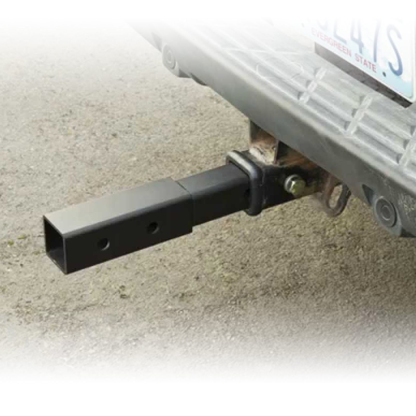 Heininger 6000 Advantage Adjustable 11 Inch Hitch Extension