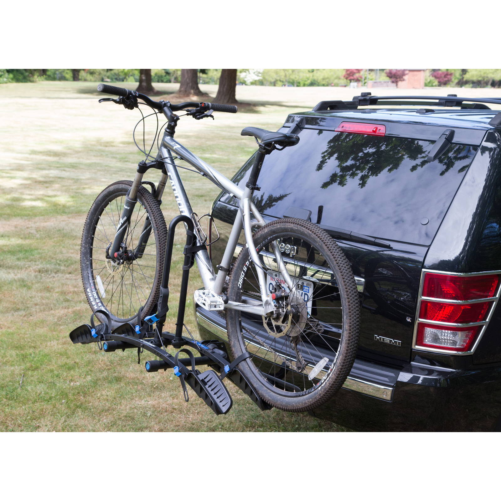 Heininger Automotive Advantage SportsRack FlatRack Two Bike Carrier