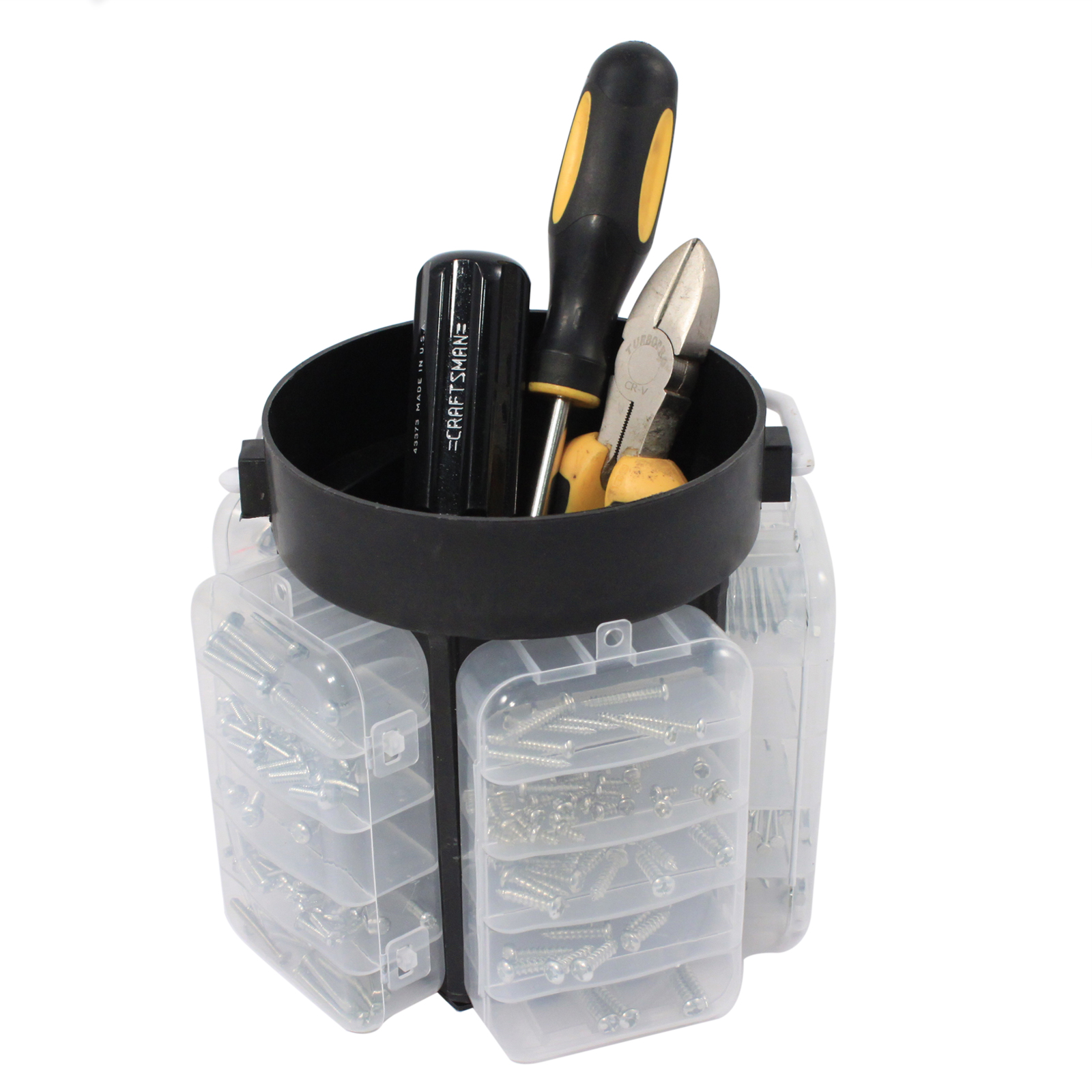 Tool Box Hardware Caddy 600 Part Organizer