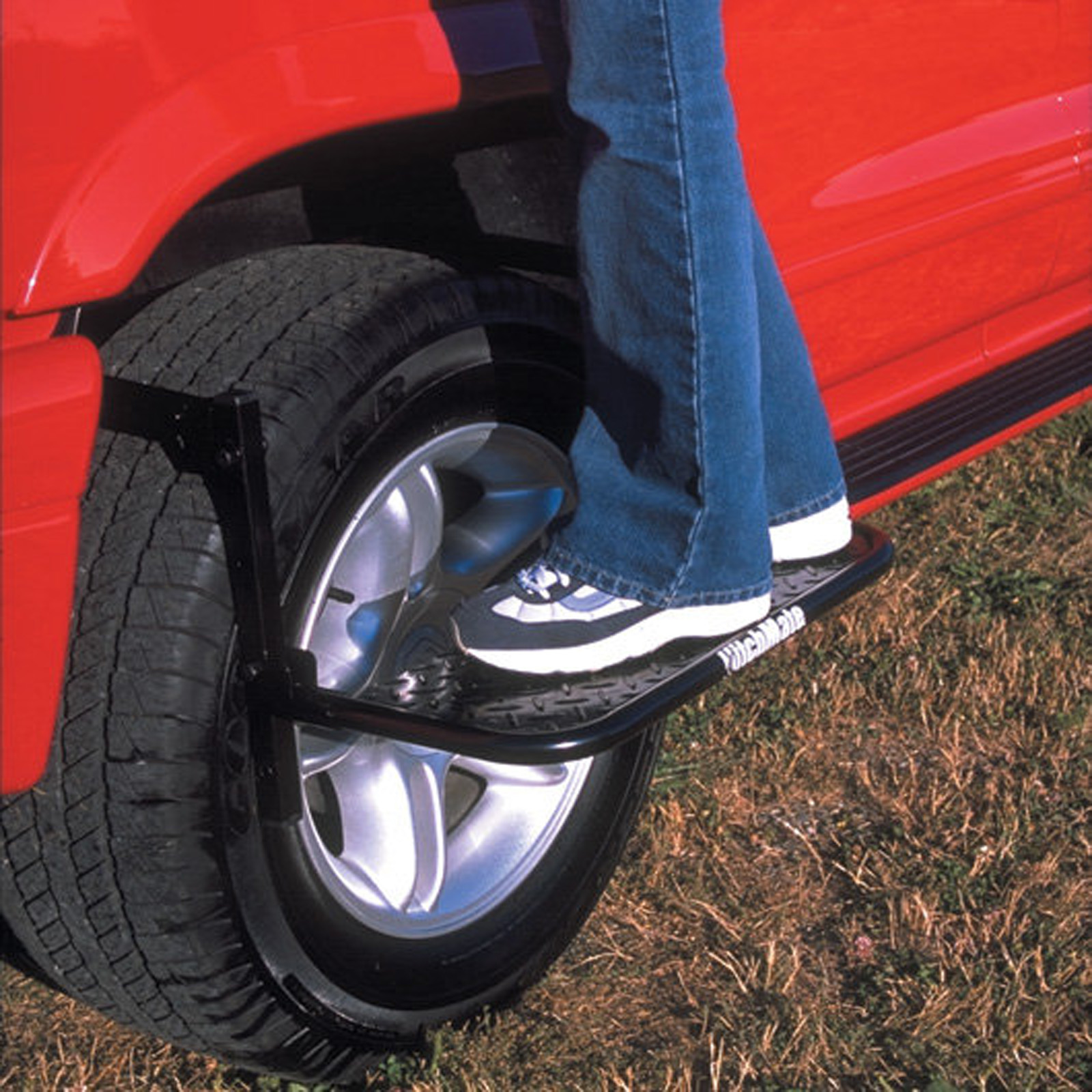 Heininger HitchMate Truck SUV Tire Step Attachment