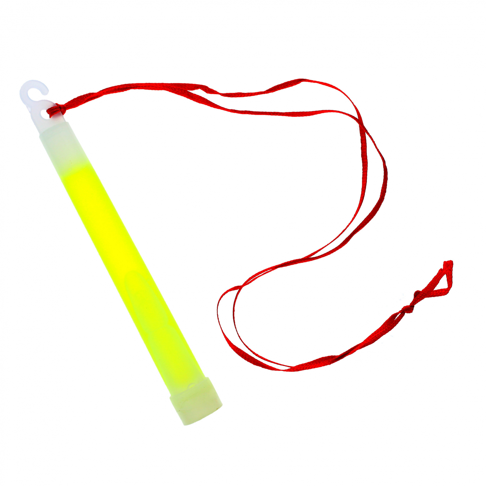 ASR Outdoor Emergency Glow Stick BOB High Visibility Night Vision, 6 inch Green