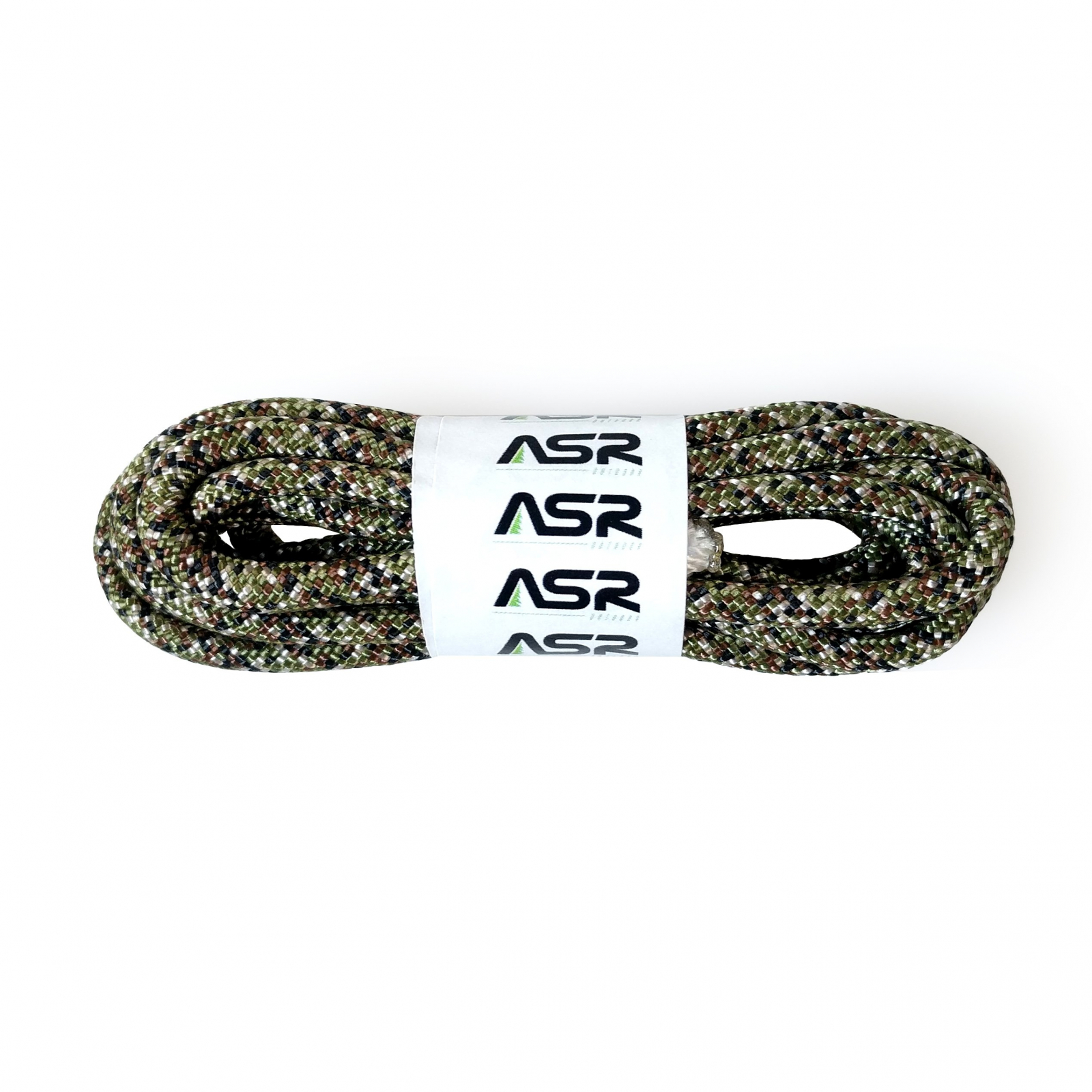 550lbs Strength Survival Paracord Rope Woodland Camo - 50ft