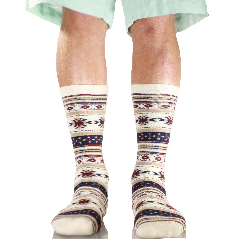 ASR Outdoor Adventure Wilderness Socks One Size Fits Most Southwest Style Beige