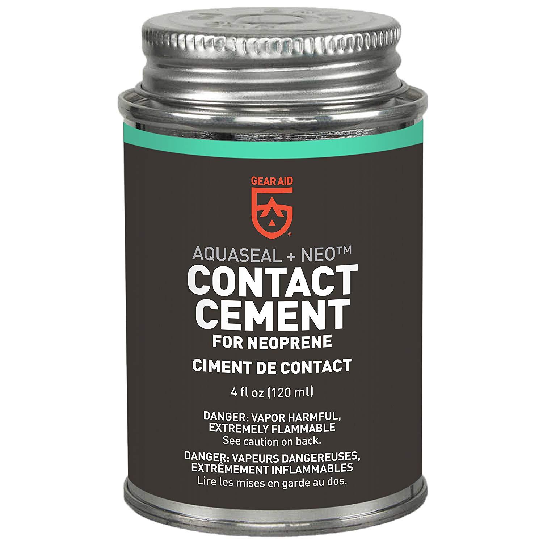 Seal Cement 4oz Neoprene Cement - Black
