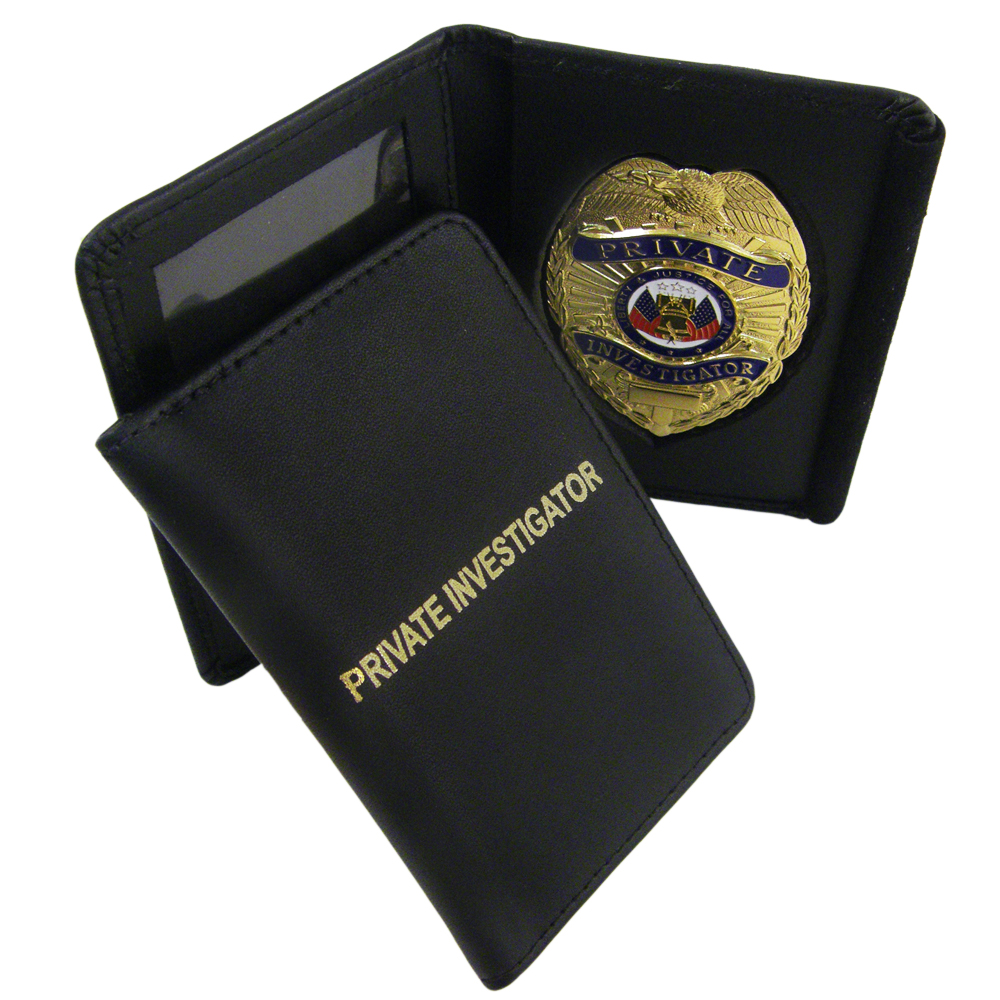 Heavy Duty Law Enforcement Badge PI