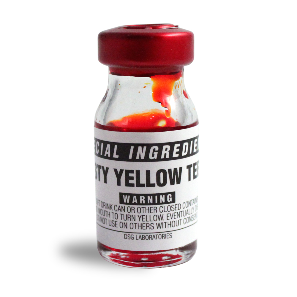 Special Ingredients Nasty Yellow Teeth