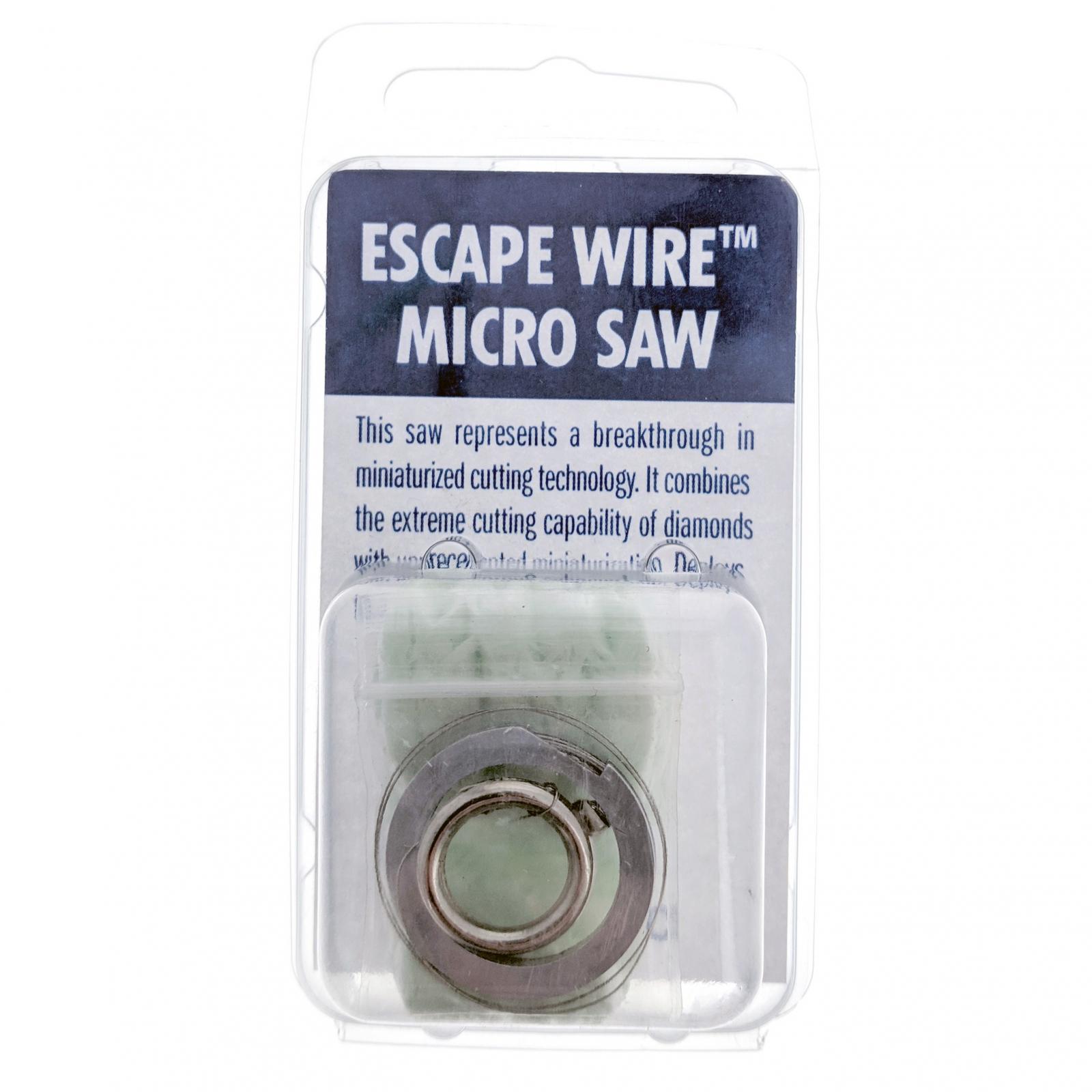 ASR Outdoor Escape Wire Micro Saw Survival Self Defense Emergency Evasion Tool