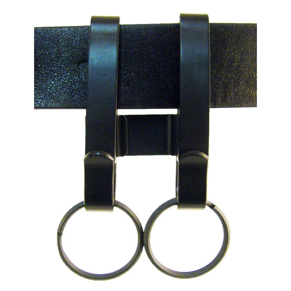 Zak Tool ZT55 Key Ring Belt Holder for 2.25in Clip Set 4 Pack
