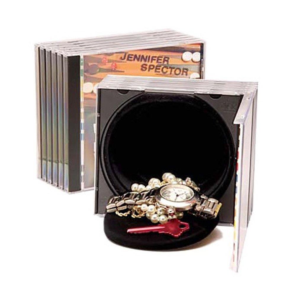 CD Case Hidden Contents Diversion Safe