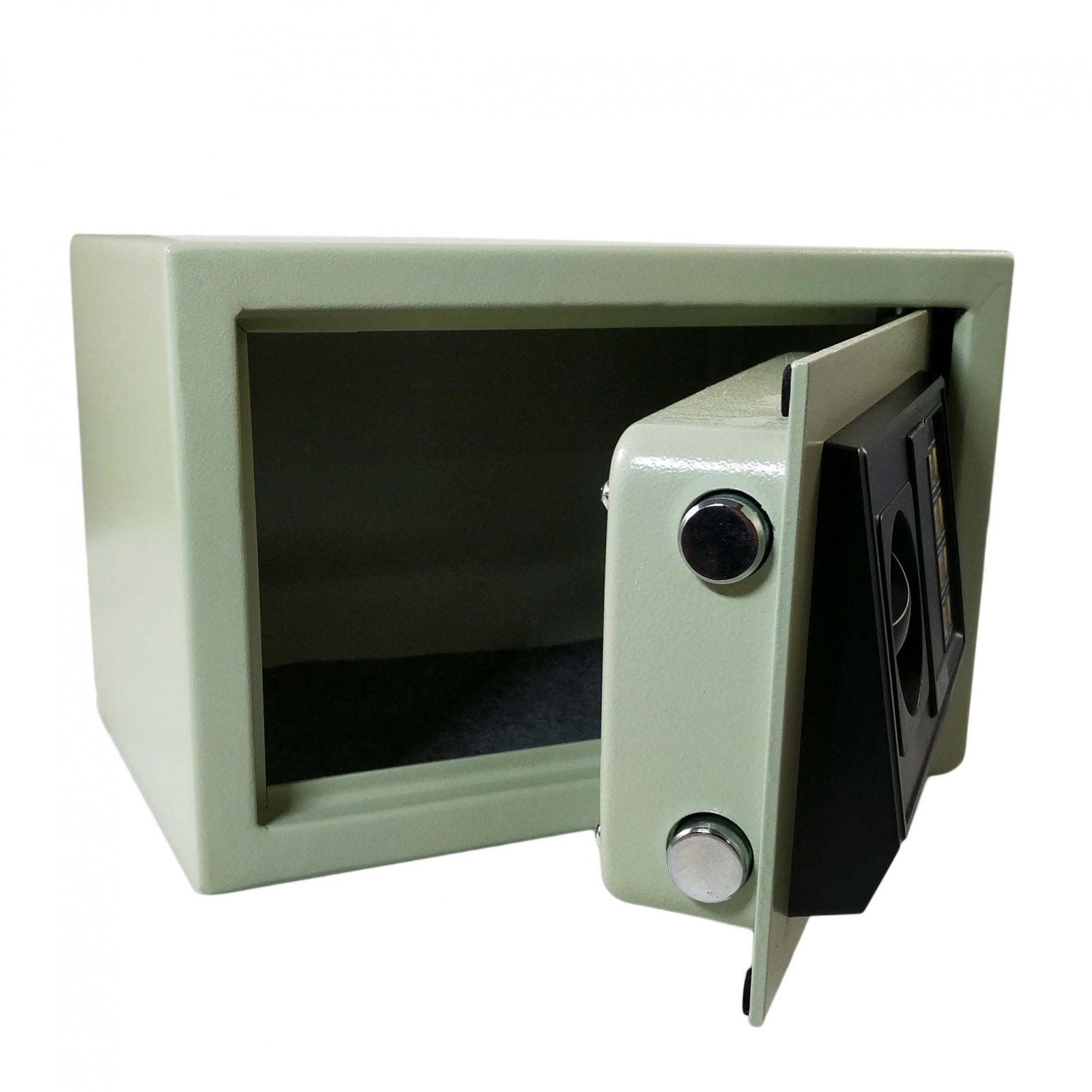 Security Digital Steel Wall Safe Box Large Electronic Keypad