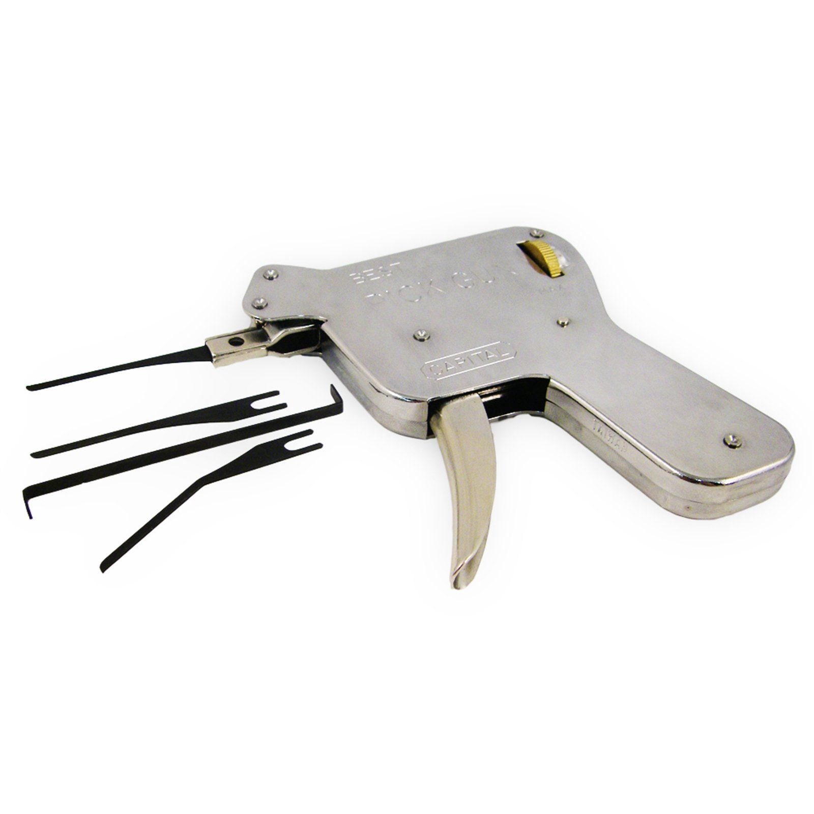 Complete DIY Lock Pick Gun - Self Service Tool Kit