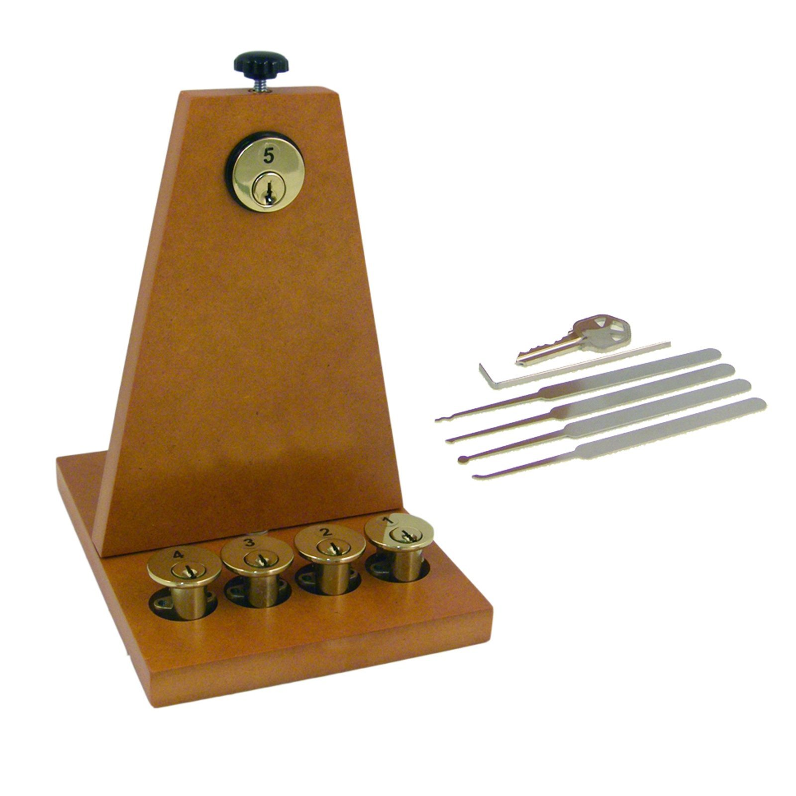 Lock Picking Trainer Kit How to Pick a Lock