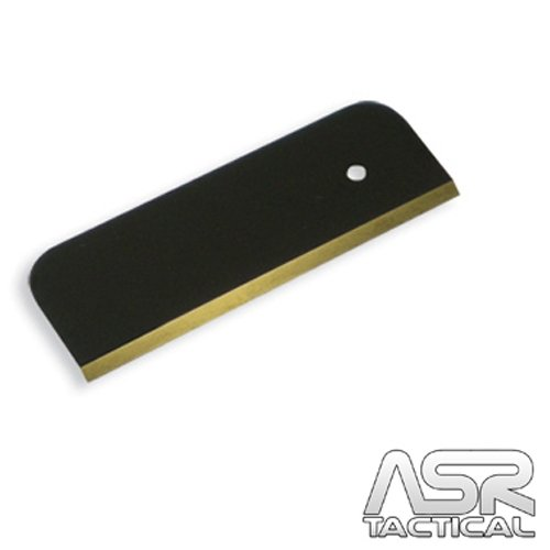 Non-Metallic Covert Zirconia Ceramic Razor Blade Wear-Resistant Non-Dulling Edge