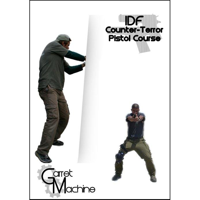 IDF Counter Terror Pistol Course DVD