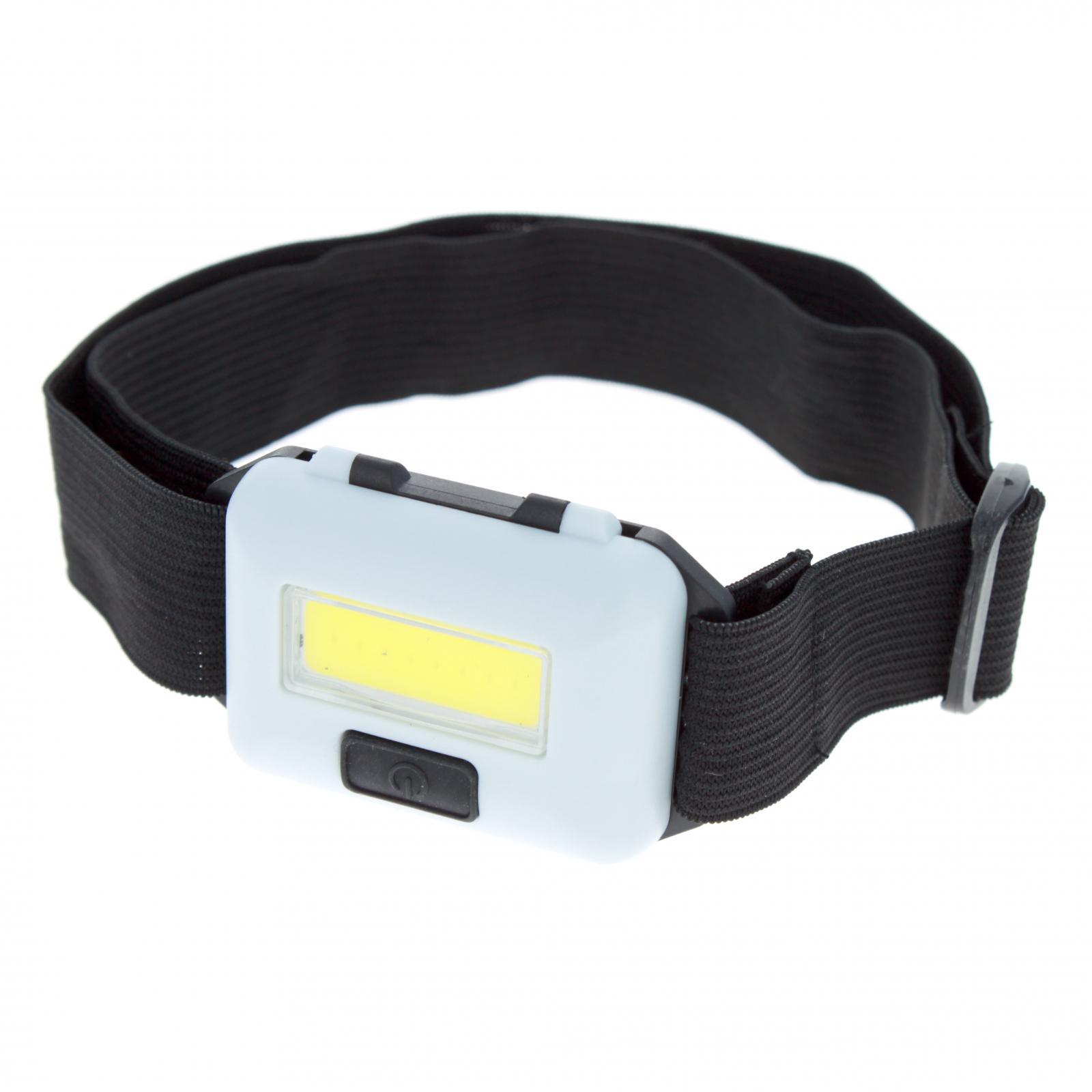 ASR Outdoor 3 in 1 Head Lamp 1.5 Watt COB Bulb 200 Lumen LED