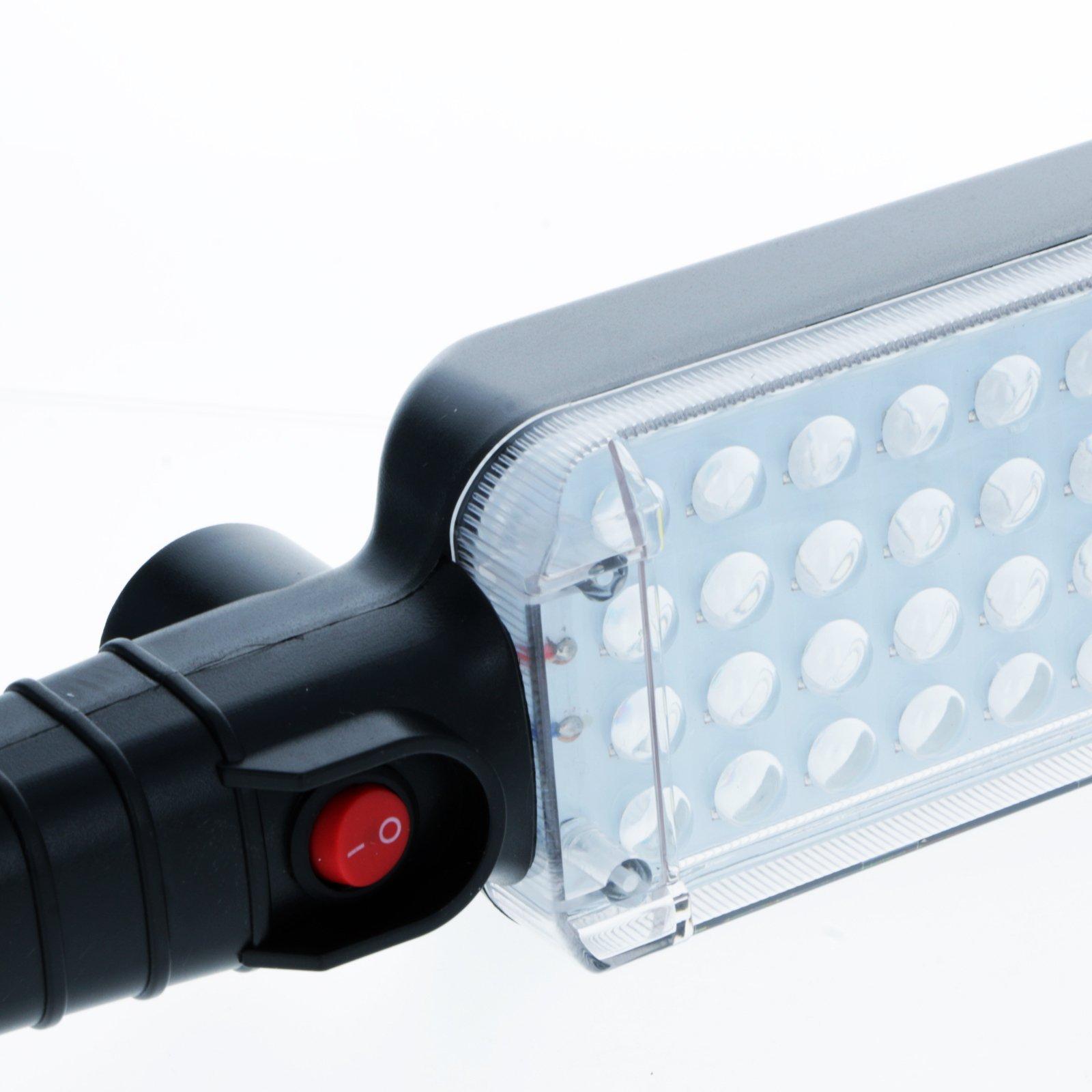 Universal - Heavy-Duty Work Light - 500 Lumen 34 x SMD LED - 10 Watt