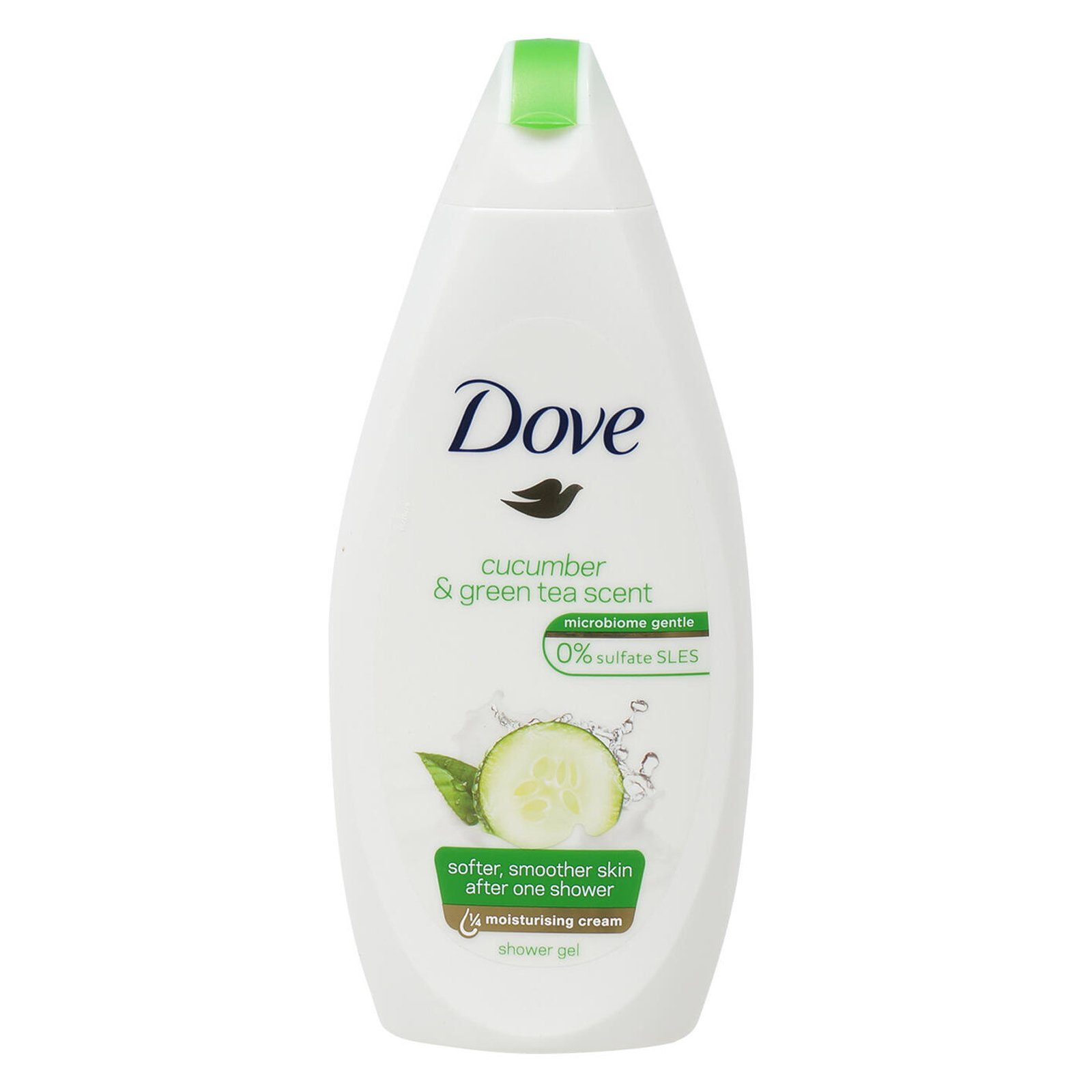 Dove Go Fresh Cool Moisture Cucumber Body Wash