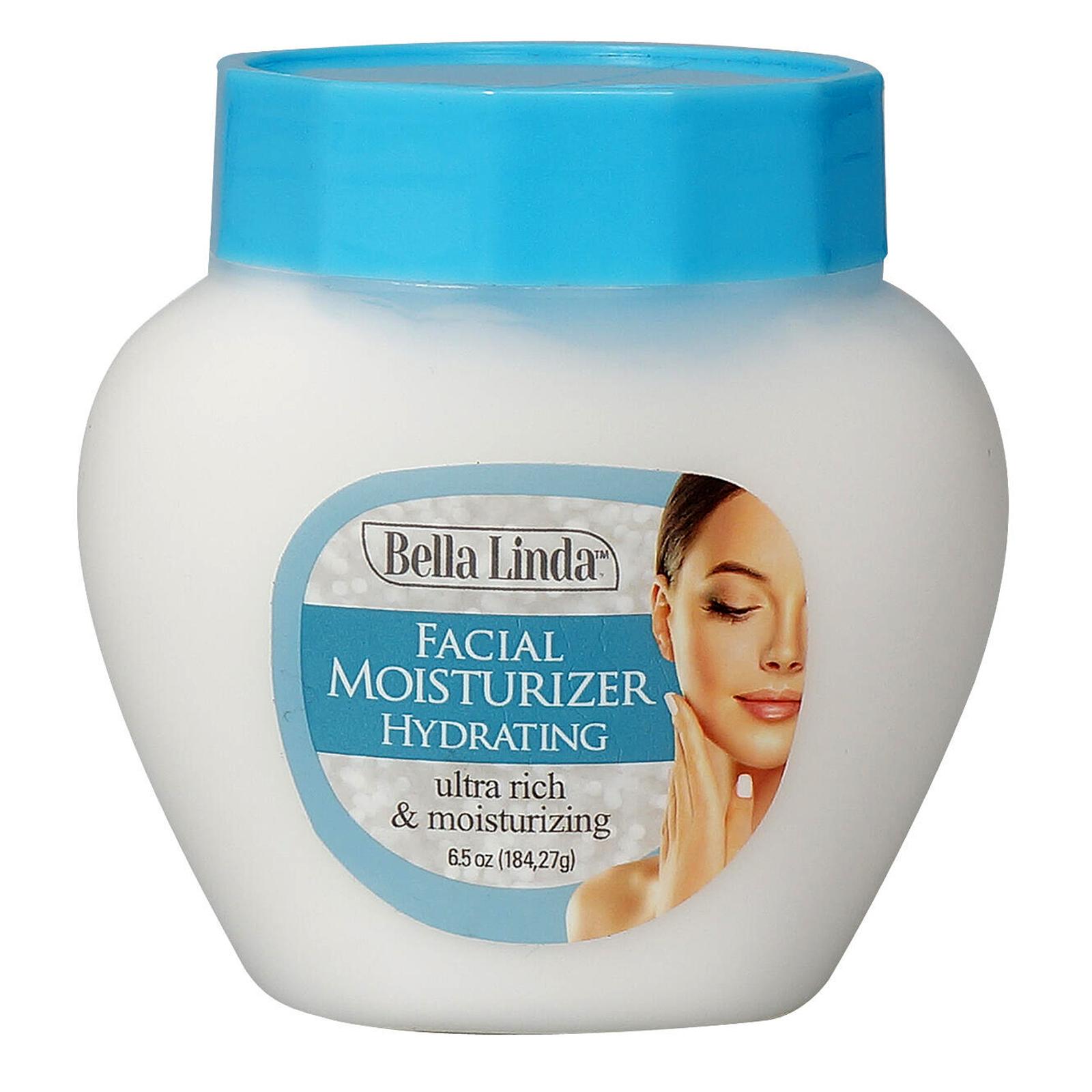 Bella Linda Skin Care Face Moisturizer Cream Lotion 6.5oz