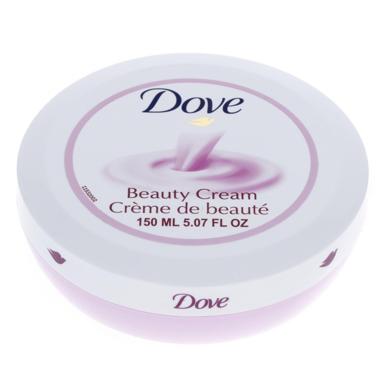 Dove Beauty Cream Skin Care Lotion 24 Hour Moisturization