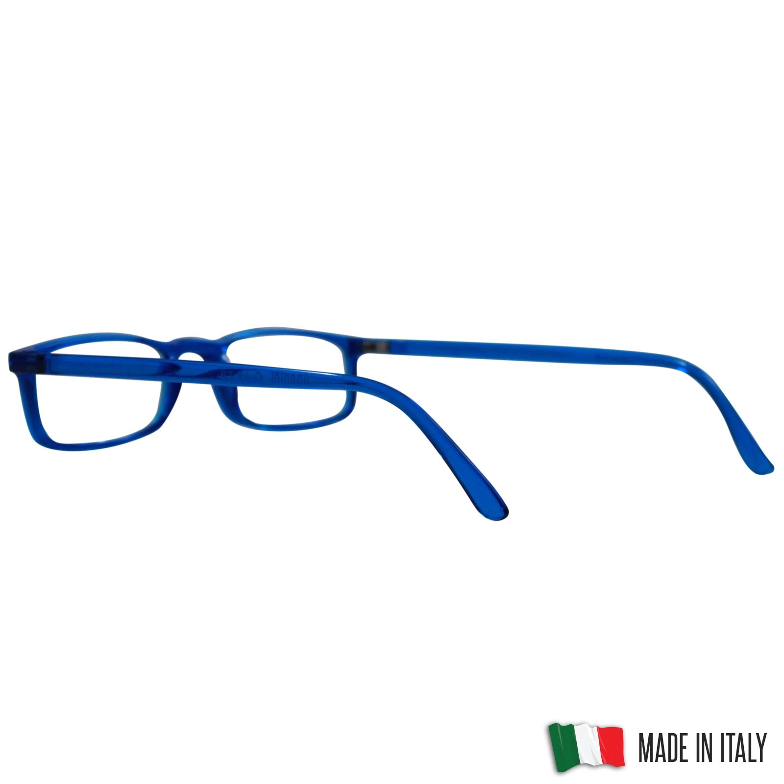 Reading Glasses Nannini Optics Vision Care Italian Fashion Readers - Blue 2.0