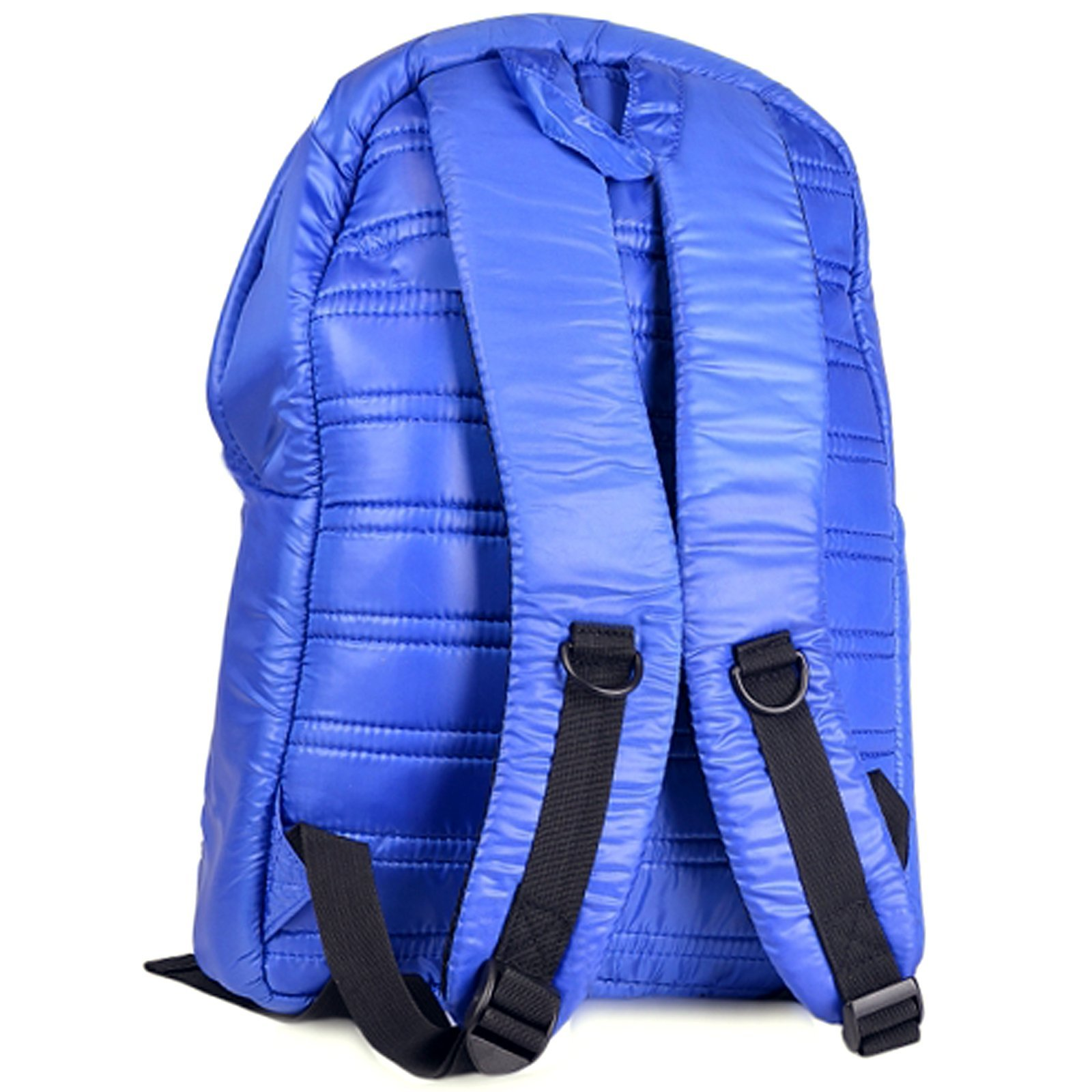 """ASR Urban Beat Blue Synthetic Down Pull Over 14"""" Padded Laptop Backpack"""