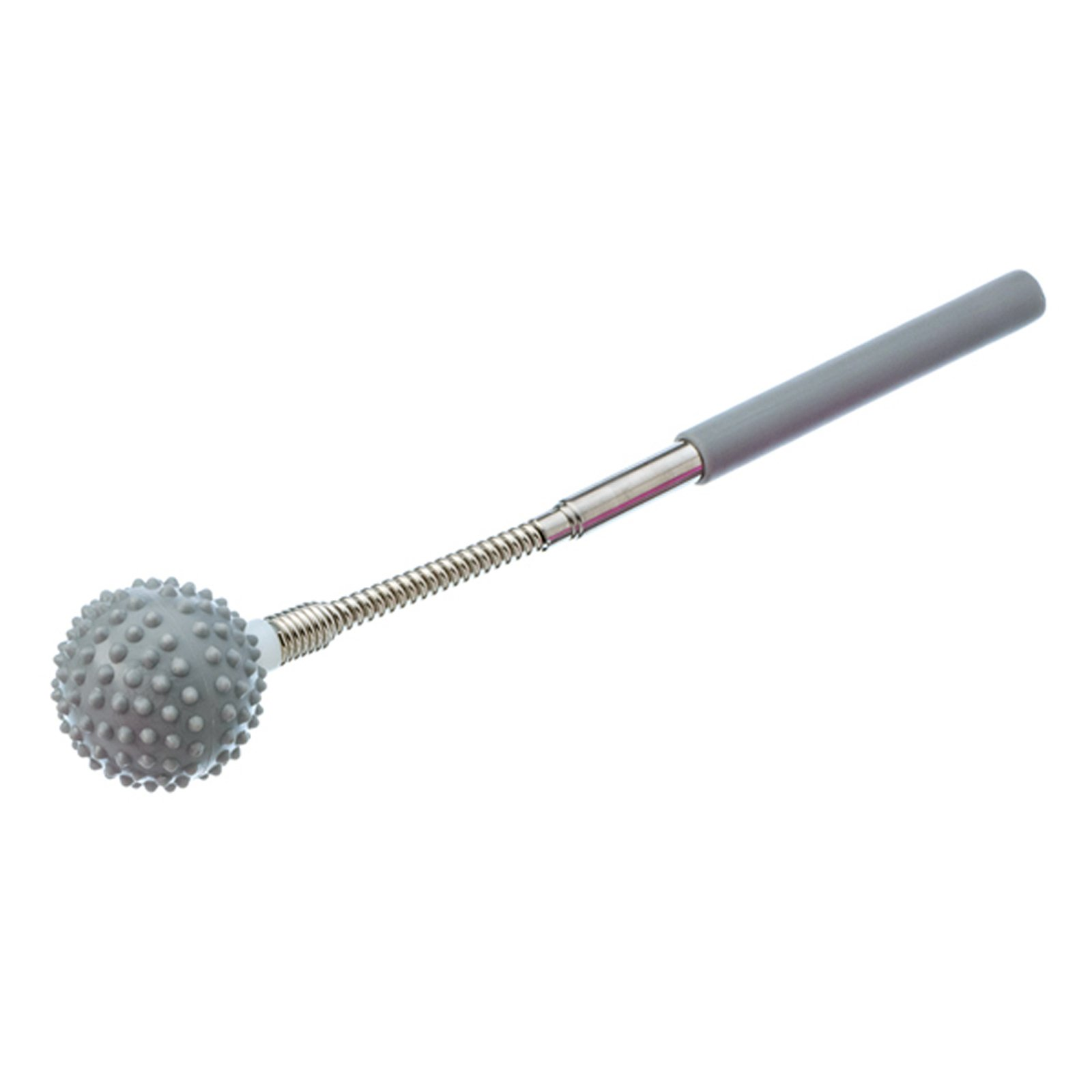 Universal Home Extendable Telescoping Massage Ball Muscle Relief - Grey