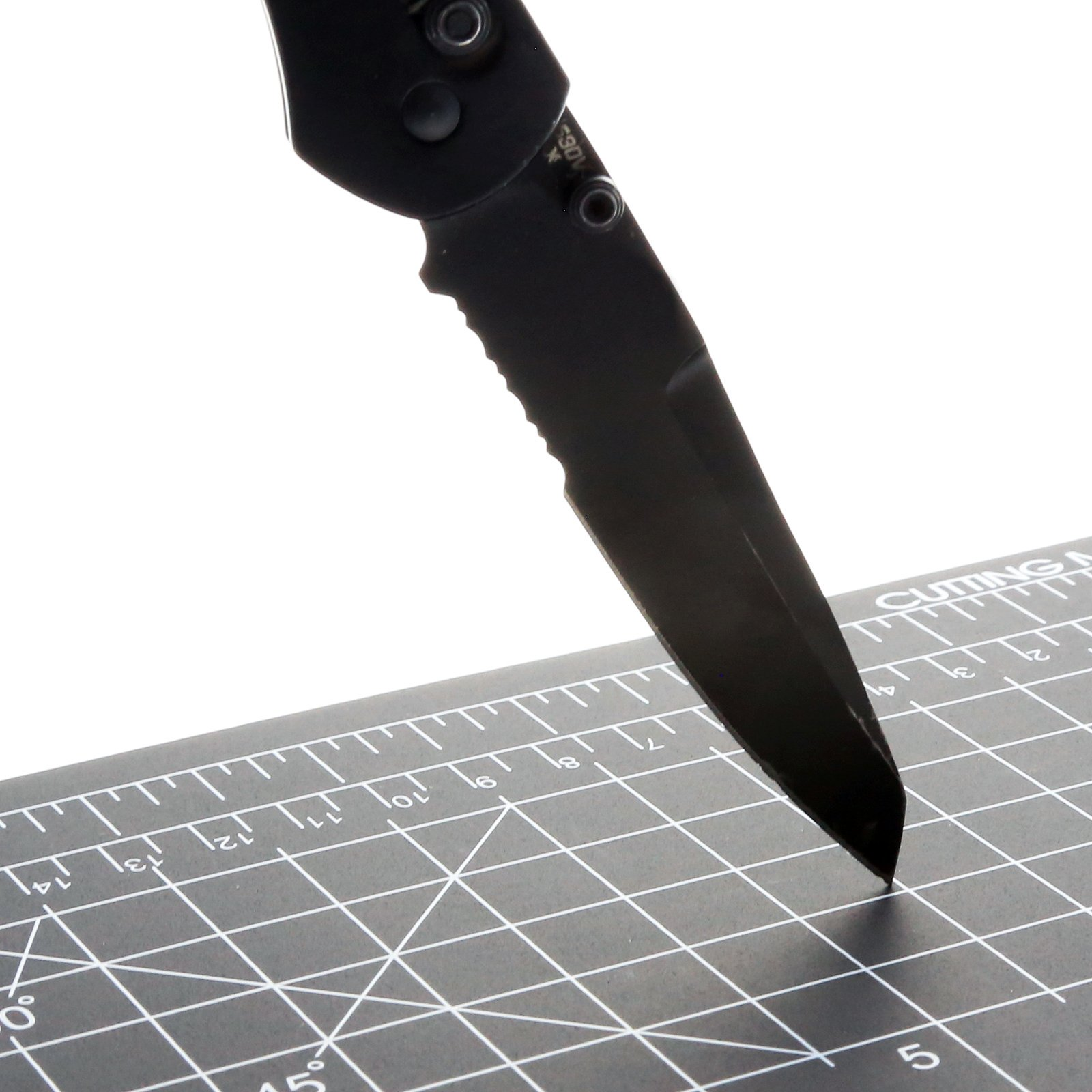 Universal Tool  DIY Craft Self Healing Cutting Mat Hobby Tool Black 5 x 9 Inch