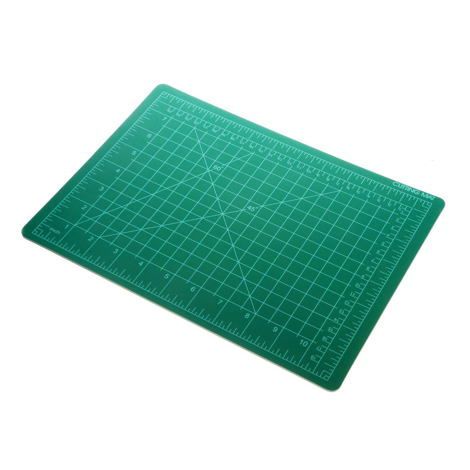 Universal Tool  Self Healing Hobby Craft Green Gridded Cutting Mat 9 x 12 Inch