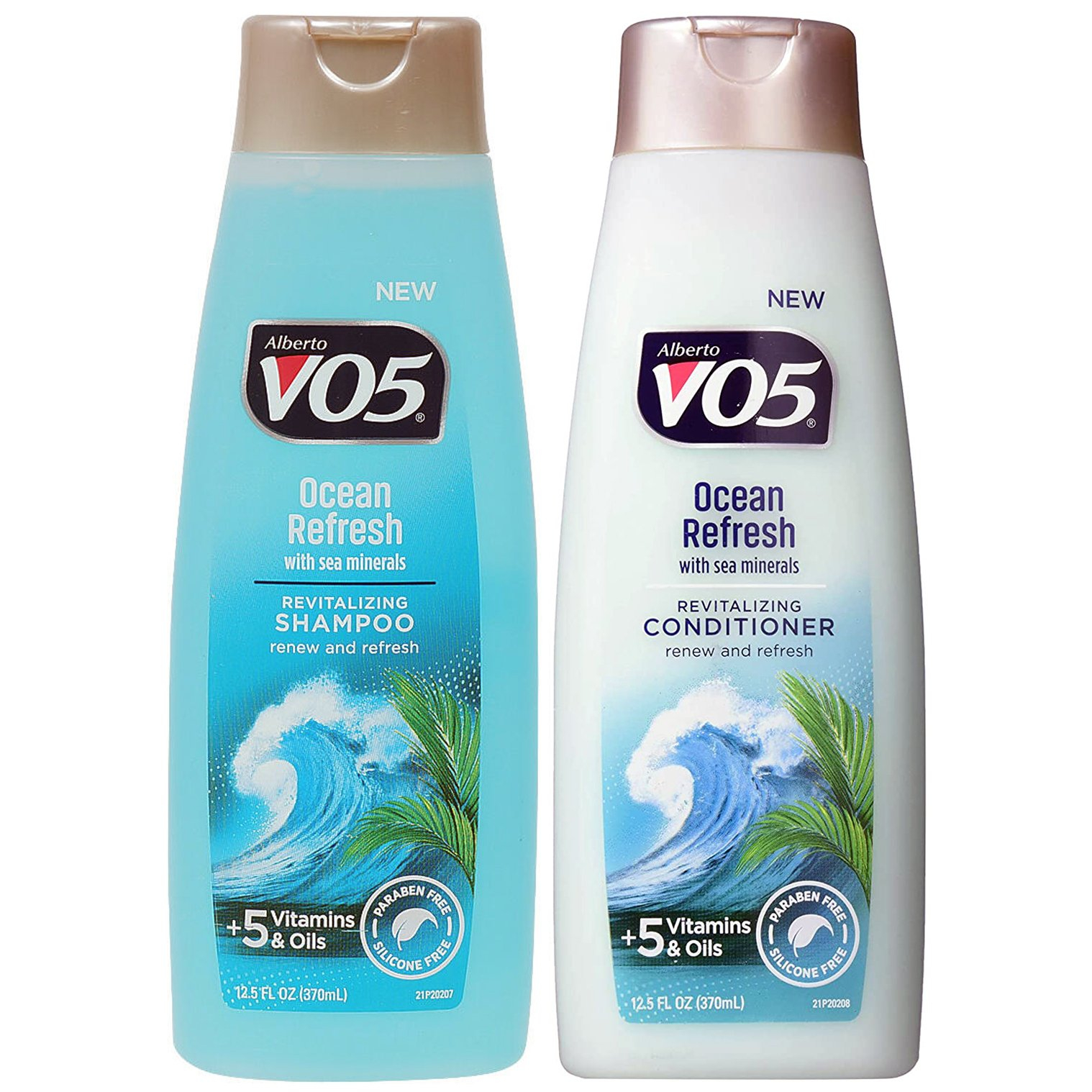 Alberto VO5 Ocean Refresh Shampoo and Conditioner Set 12.5oz