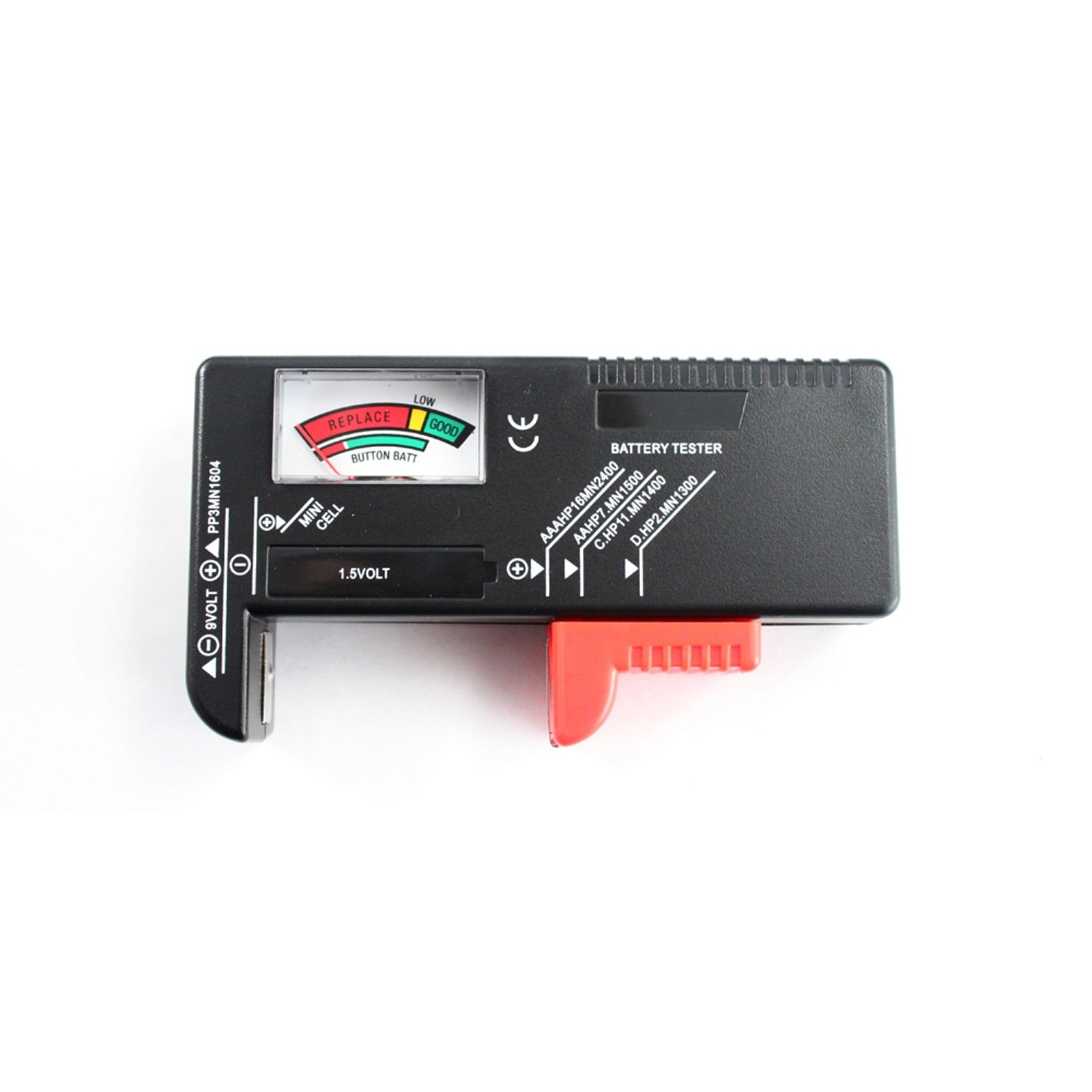 Two Scale Multiple Type Battery Tester