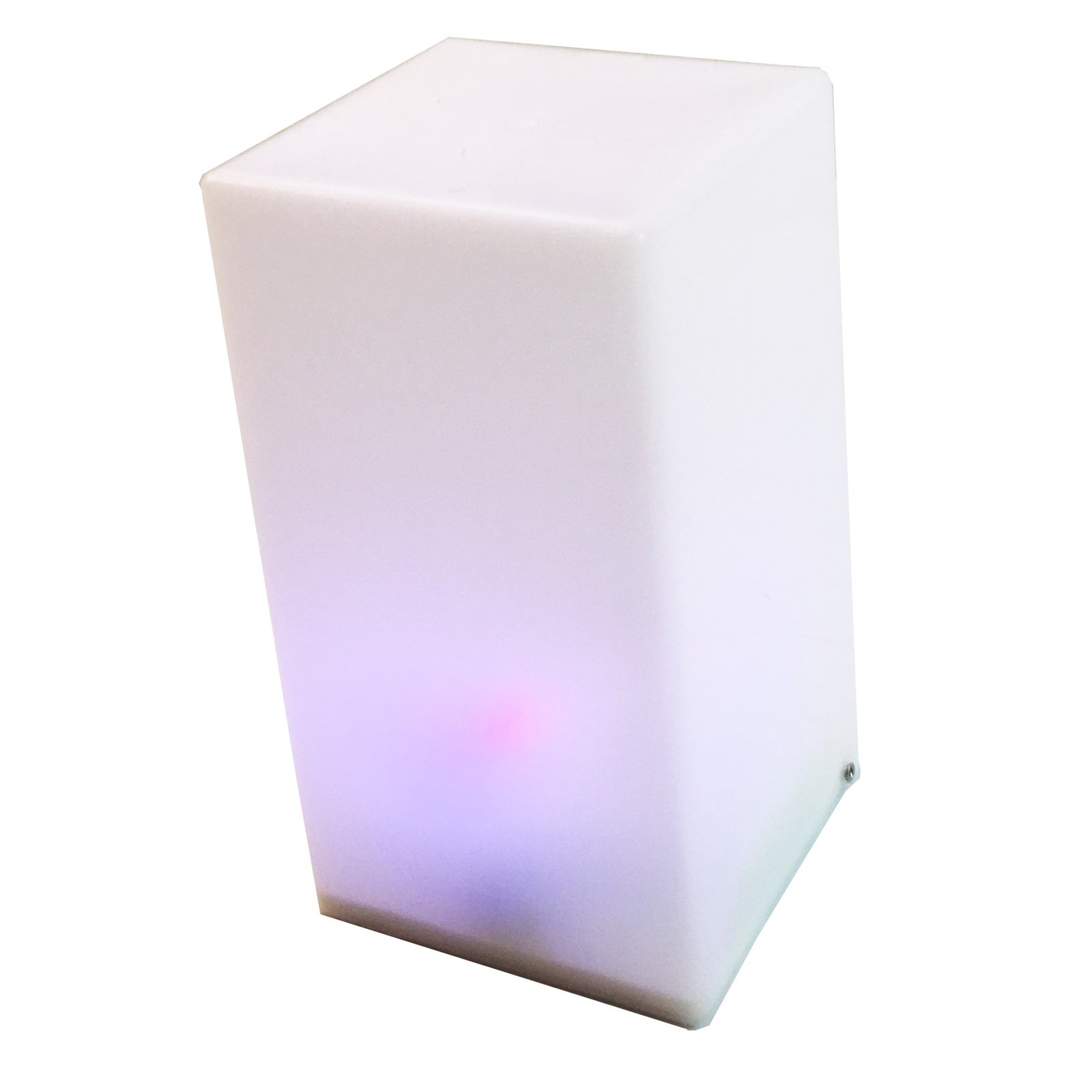 Universal Home LED 7 Color Changing Mood Light Ambiance Home Decor White Light
